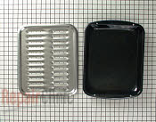 Broiler Pan - Part # 1012555 Mfg Part # 368065