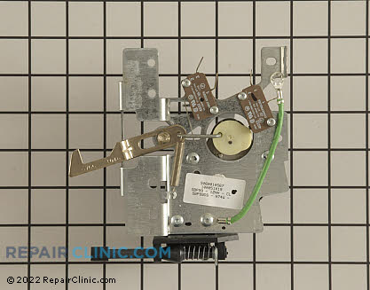 Door Lock Motor and Switch Assembly (OEM)  493095