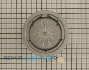 Convection Motor - Part # 1547567 Mfg Part # W10206586
