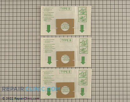 Vacuum Bag 4010064S        Main Product View