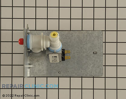 Water Inlet Valve W10129424       Main Product View