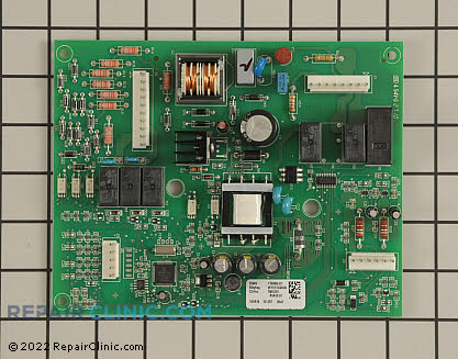 Main Control Board W10310240       Main Product View
