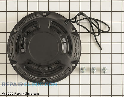 Recoil Starter, Toro Genuine OEM  119-1945