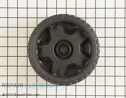 Wheel 634-04607 Main Product View