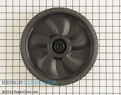 Mtd Lawn Mower Wheel Assembly