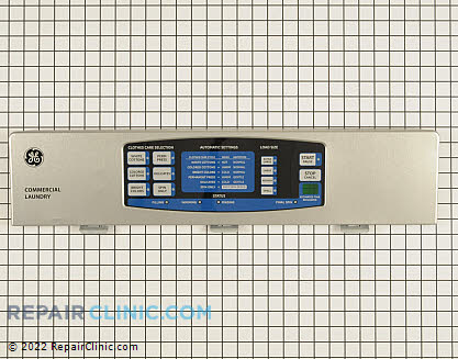 Touchpad and Control Panel (OEM)  WH42X10742