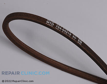 Belt: V-Belt (Genuine OEM)  954-04219