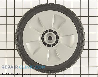 Wheel, Honda Power Equipment Genuine OEM  44710-VG3-000