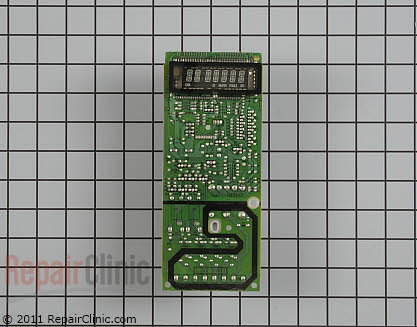 Goldstar Microwave Control Board