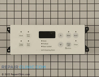 Oven Control Board 318414214 Main Product View