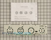 User Control and Display Board - Part # 1194509 Mfg Part # 8077130