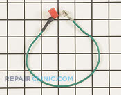 Wire - Part # 1714824 Mfg Part # 52 518 21-S