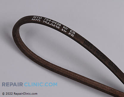 Belt: V-Belt (Genuine OEM)  954-0438