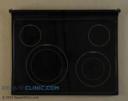 Glass Cooktop W10270213       Main Product View