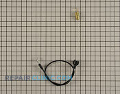 Control Cable - Part # 1843118 Mfg Part # 946-04626