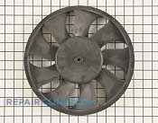 Fan blade w/sprg band - Part # 1084664 Mfg Part # WB02X11002