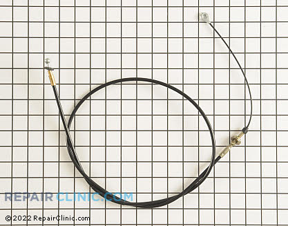 Control Cable, Honda Power Equipment Genuine OEM  54530-VE0-003