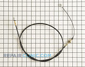 Control Cable - Part # 1890726 Mfg Part # 54530-VE0-003