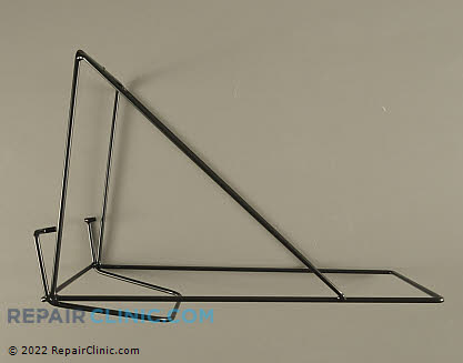 Grass Bag Frame, Honda Power Equipment Genuine OEM  81330-VG4-010, 1796379