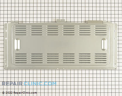 Kenmore Backguard Panel