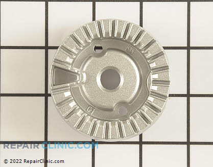 Surface Burner Base (OEM)  316558300 - $17.30