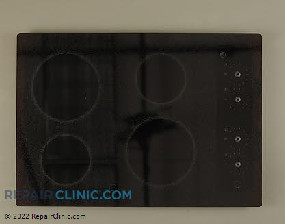 Glass Cooktop WB61T10096 Main Product View