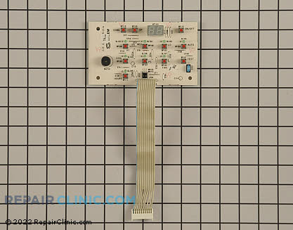 User Control and Display Board (OEM)  309350403