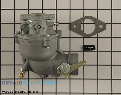 Carburetor, Briggs & Stratton Genuine OEM  390323