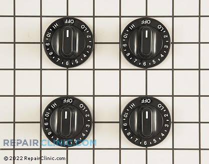Jenn Air Range Control Knob Kit