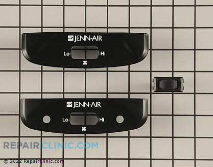 Jenn Air Range Fan Switch