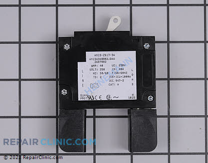 Circuit Breaker (OEM)  2687002, 1867763