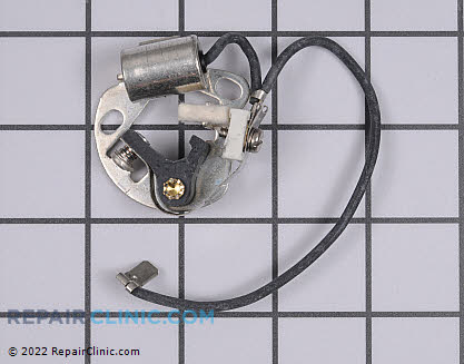 Breaker Points & Condenser 600007, 1657752
