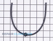 Fuel Line - Part # 1654067 Mfg Part # 120-394