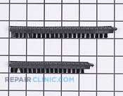 Bristle Strip - Part # 1667028 Mfg Part # 52140