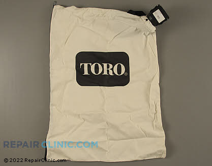 Grass Catching Bag, Toro Genuine OEM  106-6025