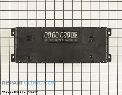 Oven Control Board 316560143       Main Product View