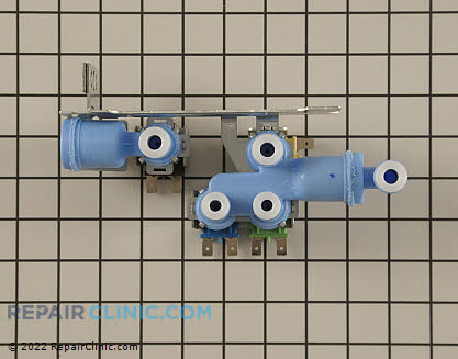 Water Inlet Valve 242253002 Main Product View
