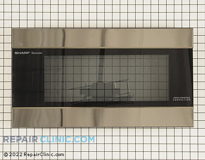 Microwave Oven Door CDORFB312MRK0 Main Product View