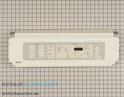 Touchpad and Control Panel (OEM)  8282546