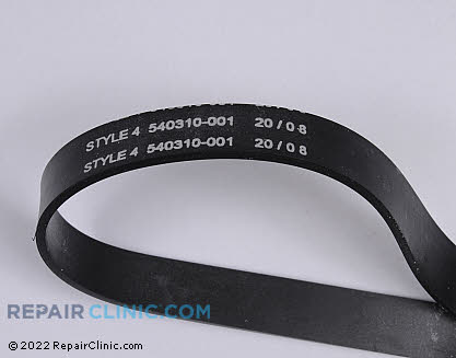 Drive Belt 1540310001      Main Product View