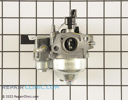 Carburetor, Honda Power Equipment Genuine OEM  16100-Z0V-921