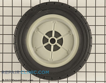 Wheel, Honda Power Equipment Genuine OEM  42810-VA3-J02