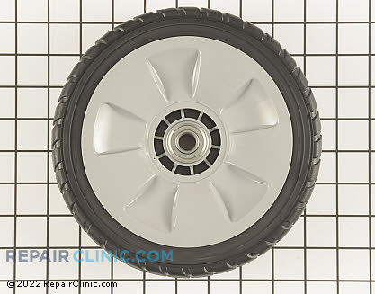 Wheel Assembly, Honda Power Equipment Genuine OEM  42710-VG3-000