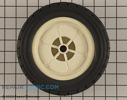 Wheel Assembly, Honda Power Equipment Genuine OEM  42810-VA3-J00