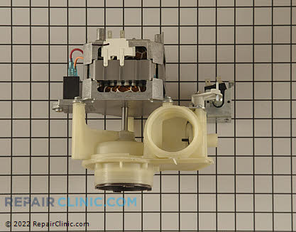 Pump and Motor Assembly (OEM)  WD26X10051