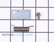 Extension Spring - Part # 1731297 Mfg Part # 33857