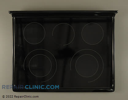 Glass Cooktop 316456246 Main Product View