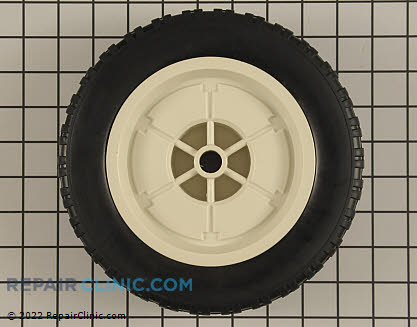 Wheel Assembly, Honda Power Equipment Genuine OEM  42810-VA4-801
