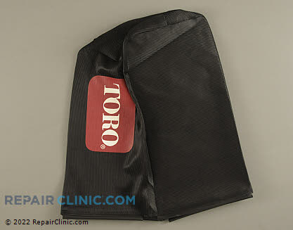Grass Catching Bag, Toro Genuine OEM  117-4191