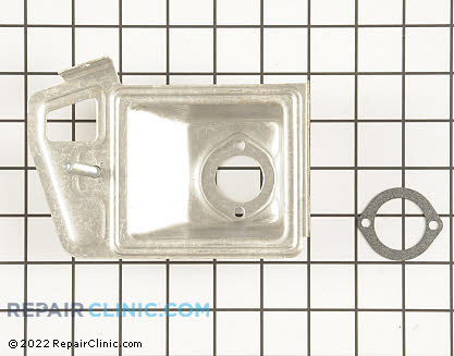 Air Filter Housing 36633A Main Product View
